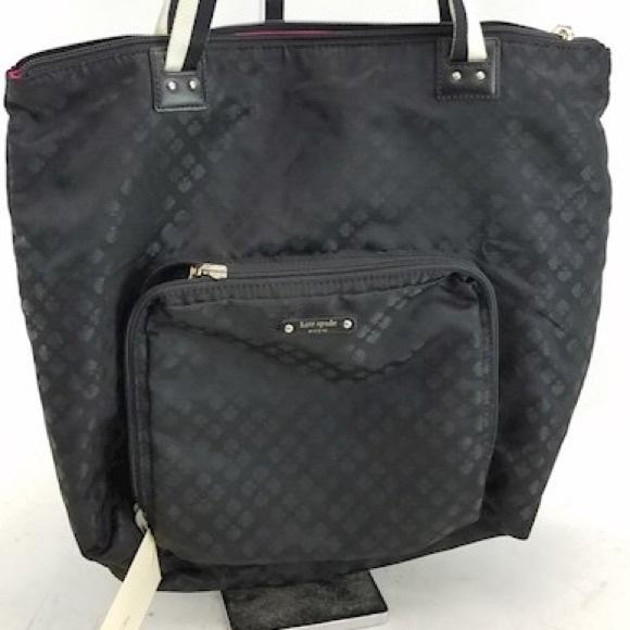 kate spade Handbags - Kate Spade Bon Voyage POP-UP Duffle In A Pinch
